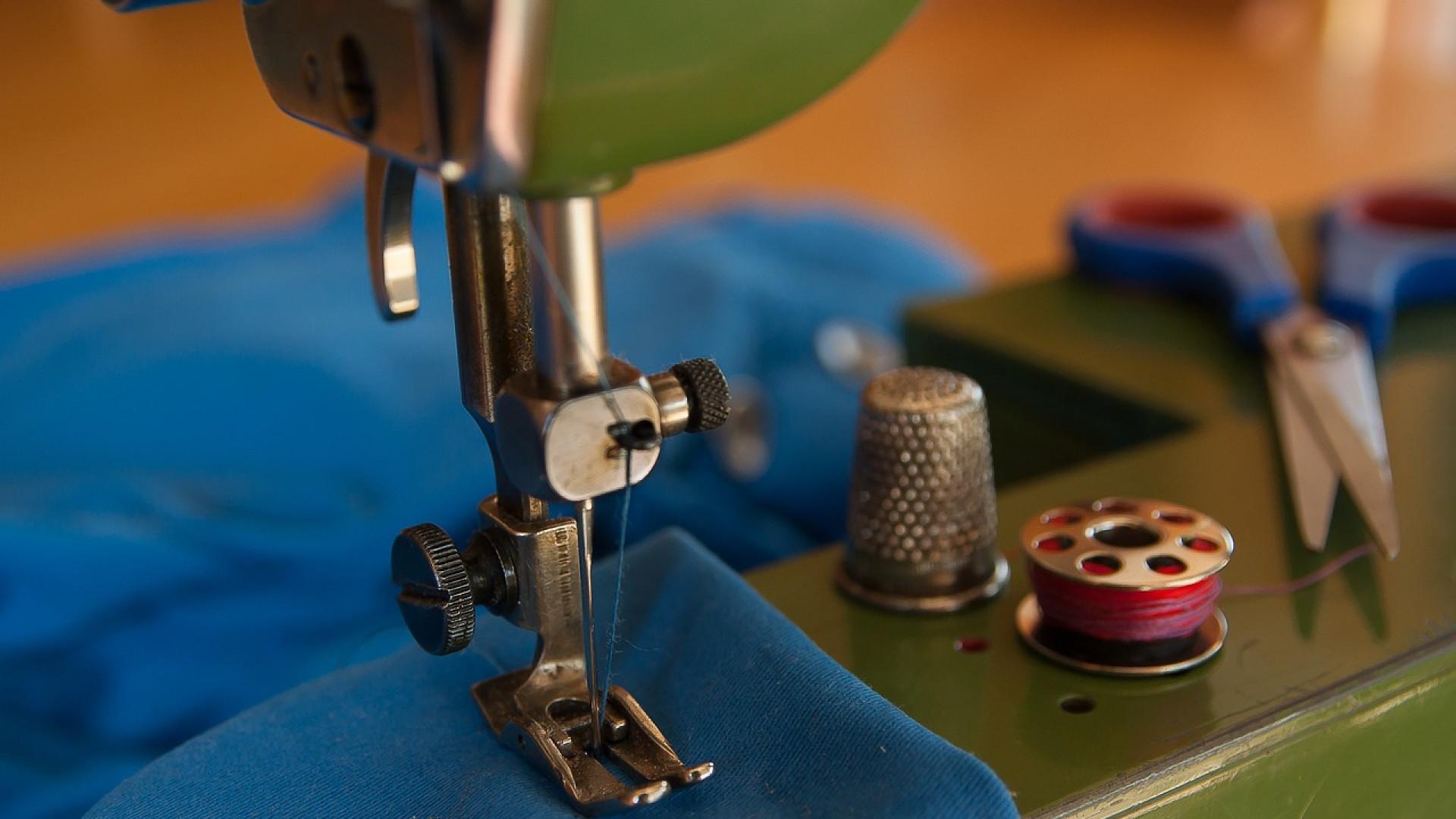 La couture rencontre un succès très important chez les Français