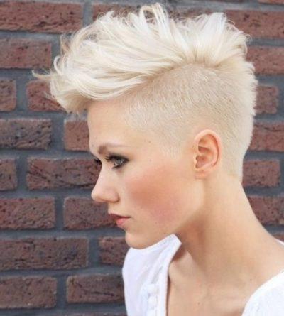 cheveux courts 8 2 e1551249645552 - Belle coiffure femme cheveux courts pour cet été