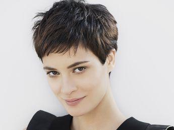 coiffure courte femme coupe courte - Coiffez-vous avec une coupe courte femme - Coiffure Femme en 2020 2021