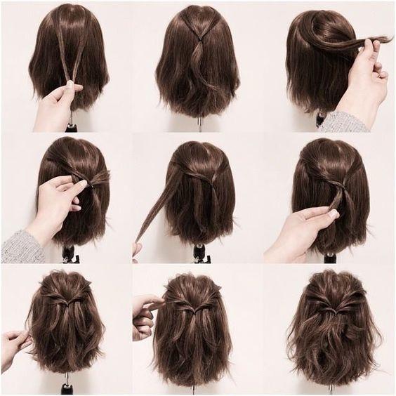 coifure femme 1 1 - Coiffure femme courte : des modèles de coiffures pour femmes aux cheveux courts