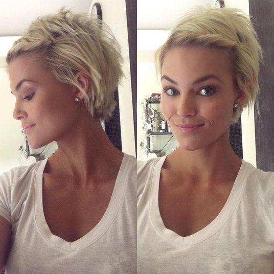 coifure femme 14 1 - Coiffure femme courte : des modèles de coiffures pour femmes aux cheveux courts