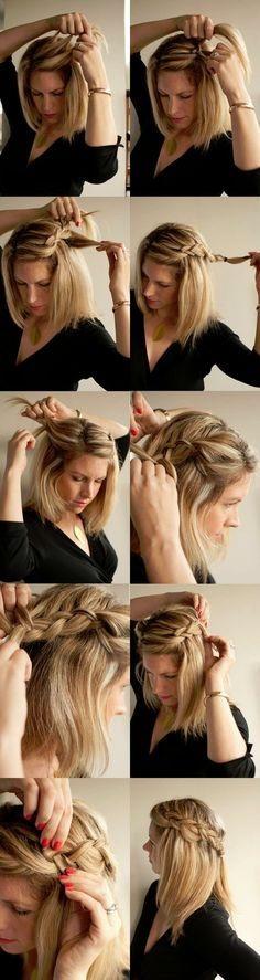 coifure femme 5 1 - Coiffure femme courte : des modèles de coiffures pour femmes aux cheveux courts