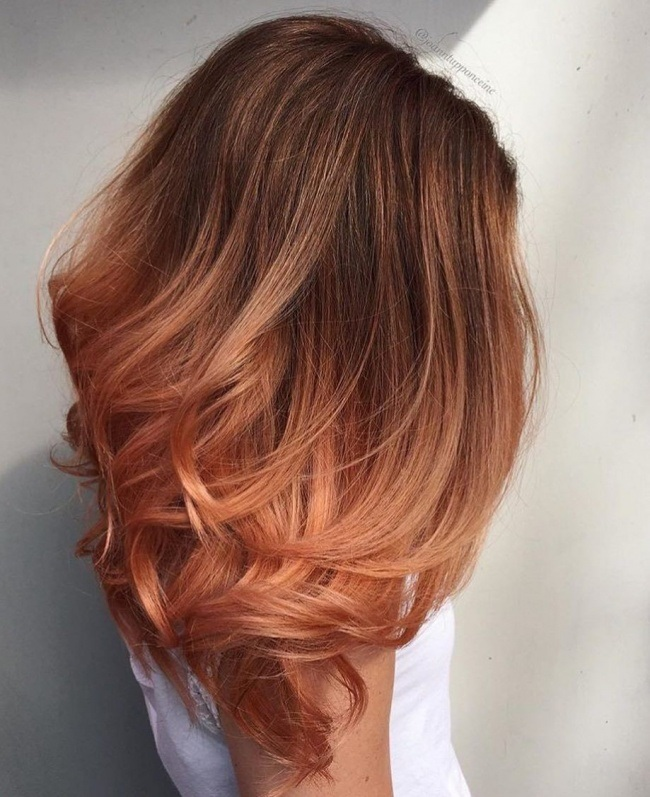 couleur de cheveux 14 2 - 13 Jours de Valentina Giambanco