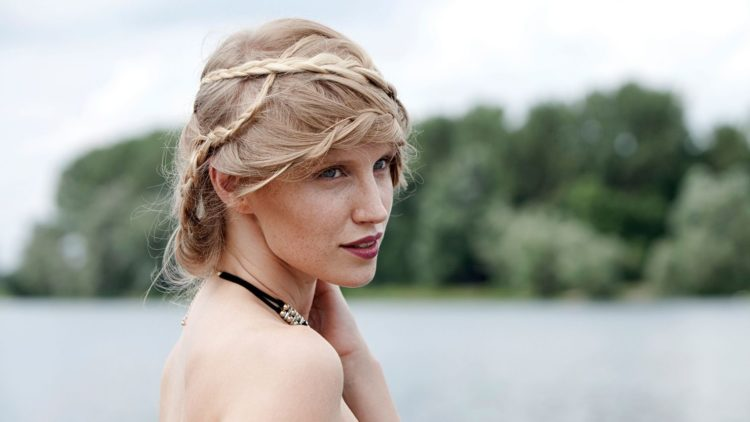 Coiffure Tresse Femme Coupe Cheveux Longs