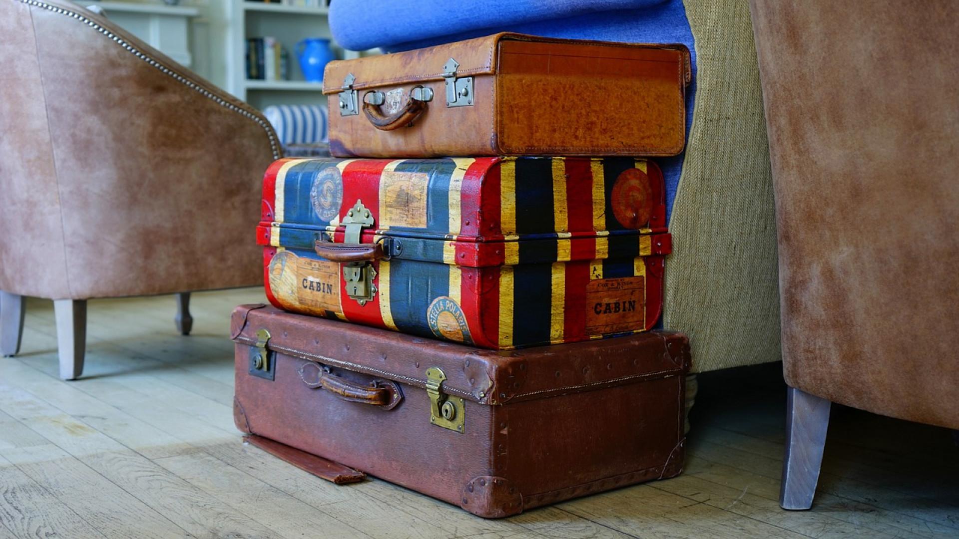 Le choix de la valise est important pour vos voyages