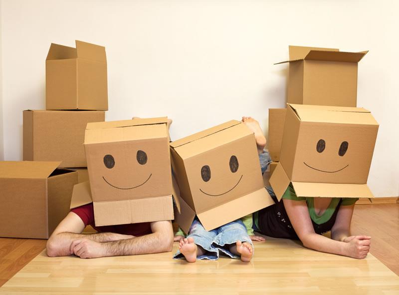 casse tete demenagement famille - Les règles d'or du déménagement