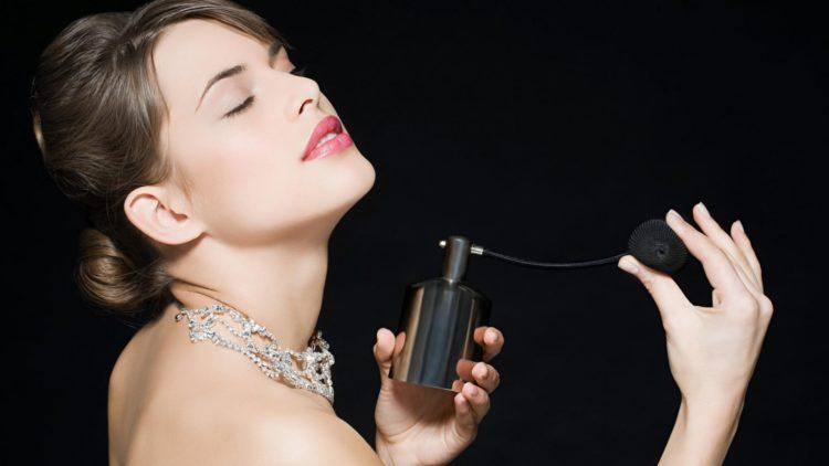 sillage parfum femme