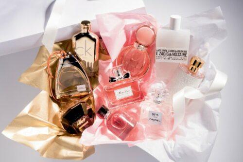 idée de cadeau parfums automne femme