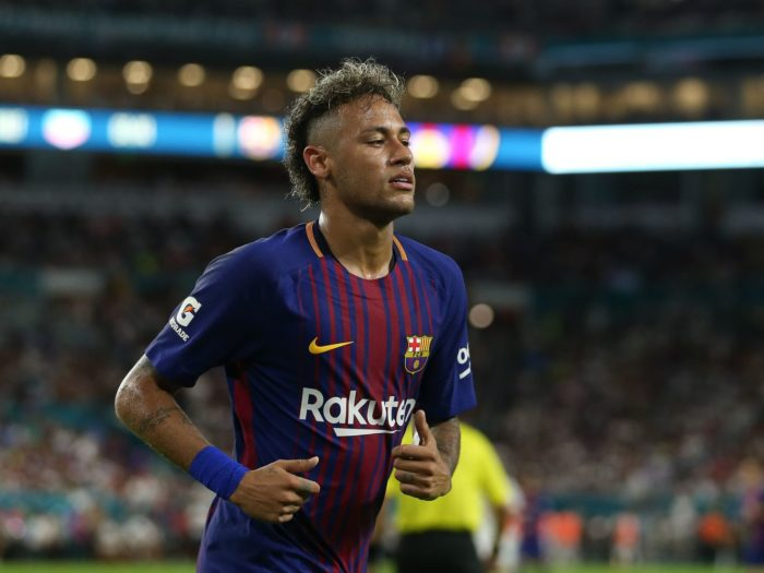 international champions cup 2017 real madrid v fc barcelona 5925192 e1507488001500 - Les differents looks et coiffures de Neymar