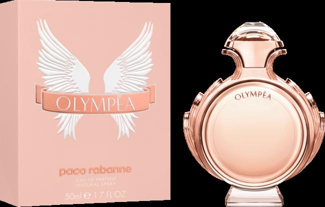 Parfum Olympéa, aco Rabanne