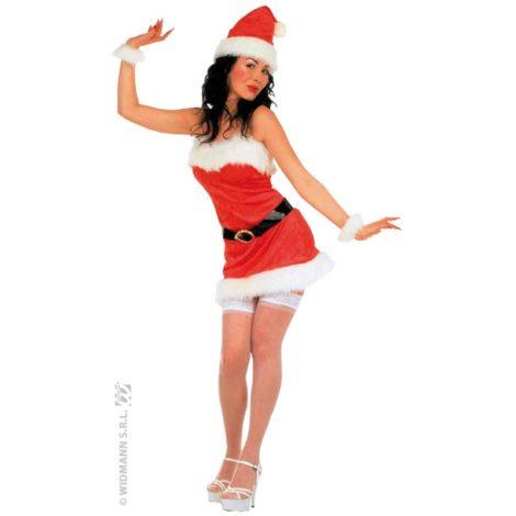 deguisement mere noel sexy velours e1512058189175 - Quels déguisements pour s'amuser durant les fêtes?