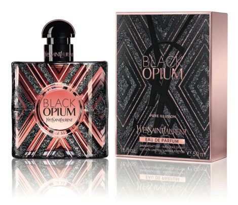 Parfum Fmme Black Opium Pure Illusion