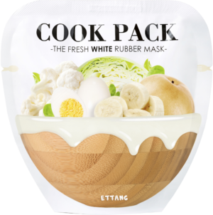 Cook Pack The Fresh Rubber Mask White