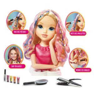 Tête à coiffer Moxie girl