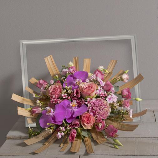 bouquet fleurs constellation - Des coffrets cadeaux fleurs pour toutes les occasions !