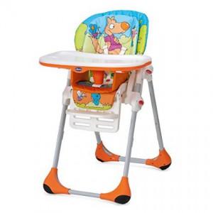 chaise haute chicco polly pour bébé
