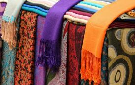 Le châle Pashmina, un accessoire tendance et doux