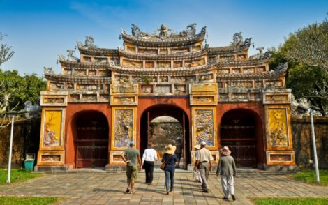 hue monuments vitnam e1516014577227 - Partir au Vietnam ^pour un dépaysement total!
