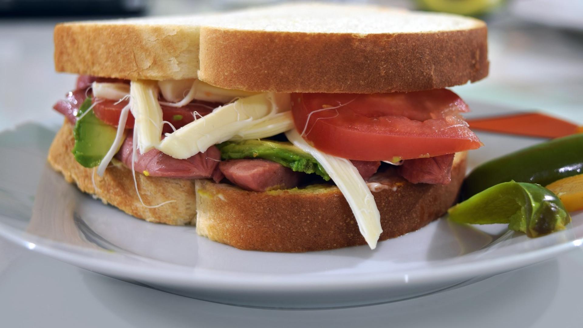 Déjeunez sur le pouce sans impacter votre ligne