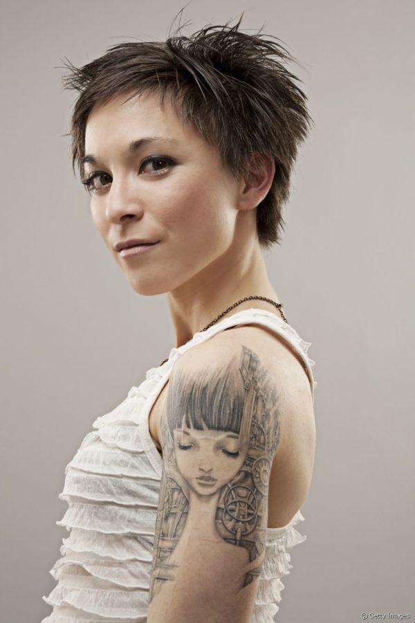 coupe coiffure courte femme garconne etre belle 3 e1524733795101 - Coupe courte androgyne ou garçonne - Look Boyish