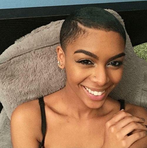 coupe courte femme afro etre belle 21 - Modèles de coiffure coupe courte femme afro