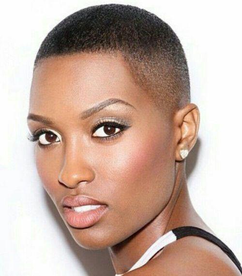 coupe courte femme afro etre belle 28 - Modèles de coiffure coupe courte femme afro