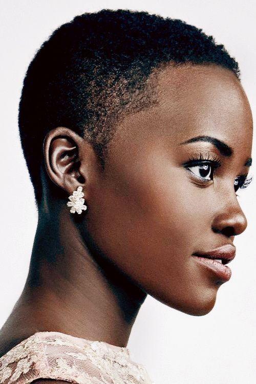 coupe courte femme afro etre belle 35 - Modèles de coiffure coupe courte femme afro