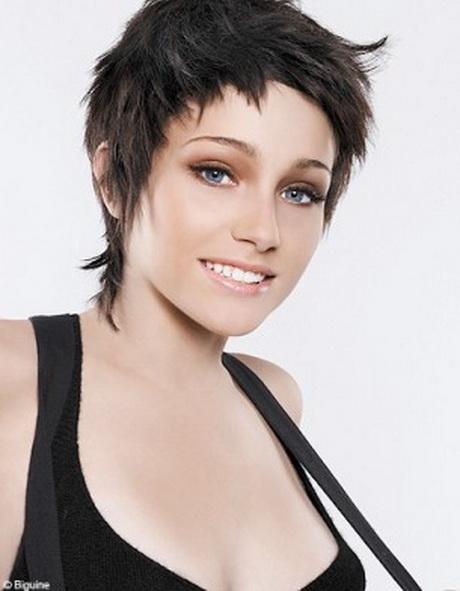 coupe courte femme etre belle 13 - Modèles de coiffure coupes courtes femme