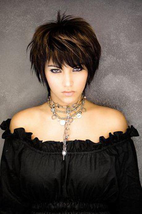 coupe courte femme etre belle 15 - Modèles de coiffure coupes courtes femme