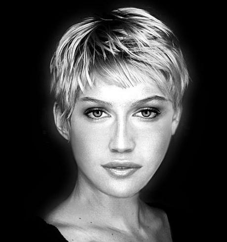 coupe courte femme etre belle 20 - Modèles de coiffure coupes courtes femme