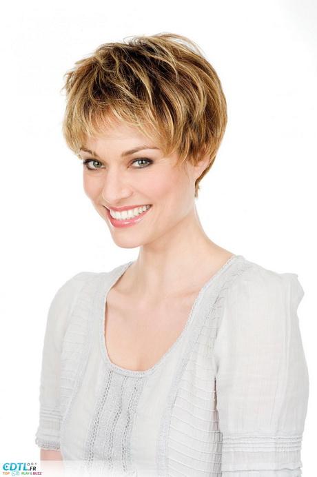 coupe courte femme etre belle 7 - Modèles de coiffure coupes courtes femme