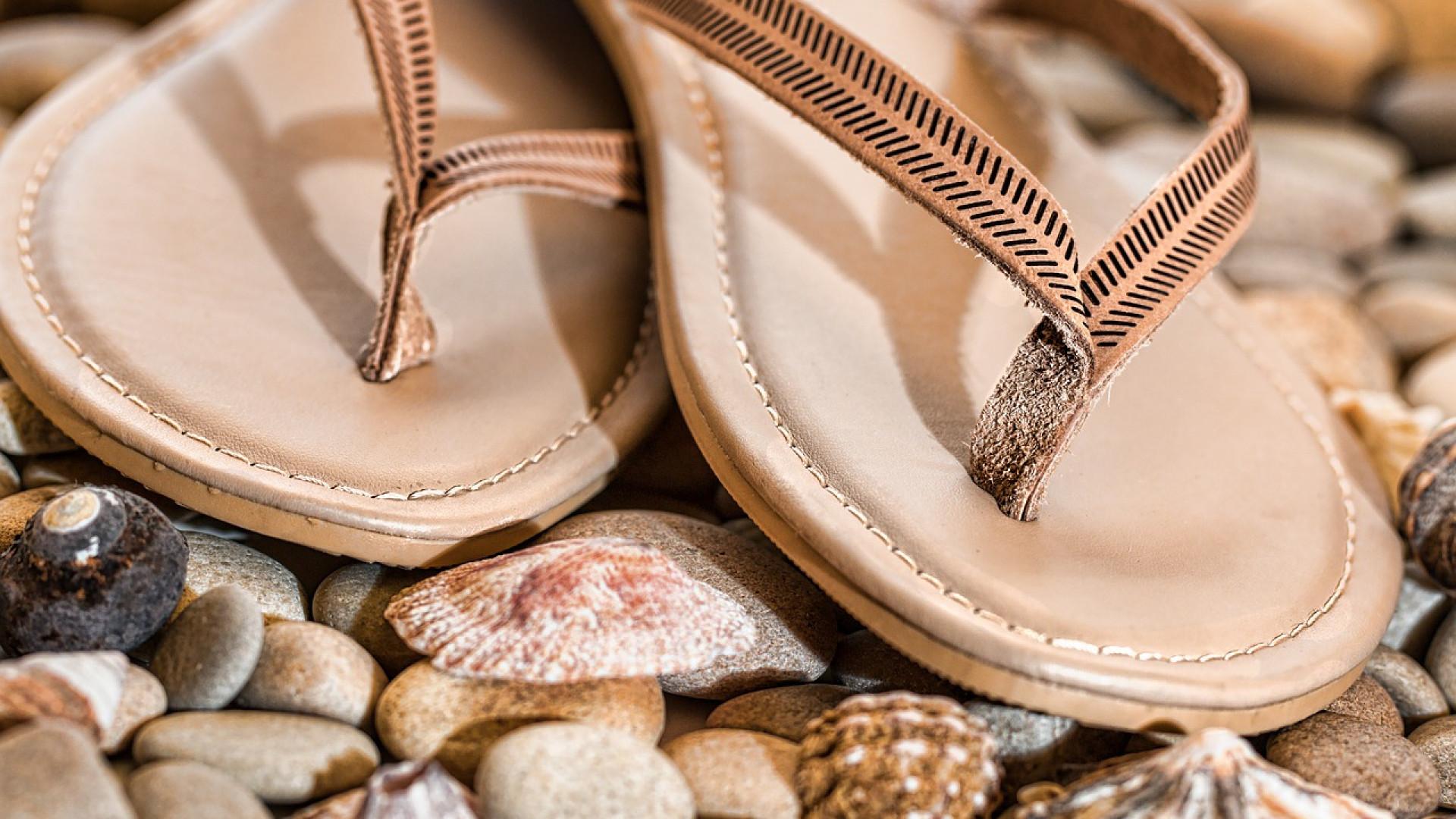 L'indémodable sandale Tropézienne