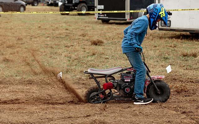 Les mini-motos (ou quads) pour enfants : conseils et sécurité
