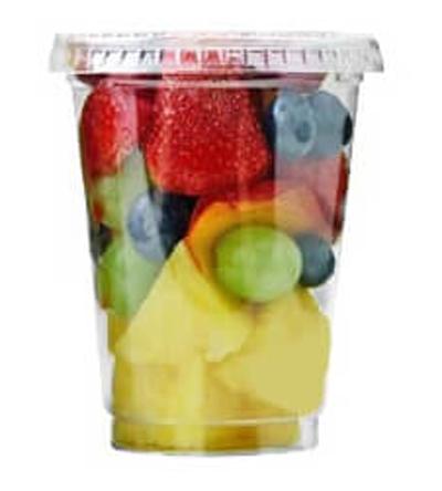 pot en plastique trasport aliments