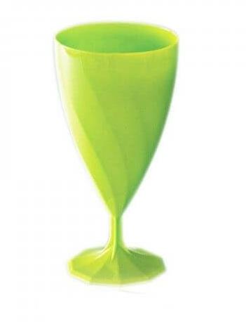 verre à eau en plastique