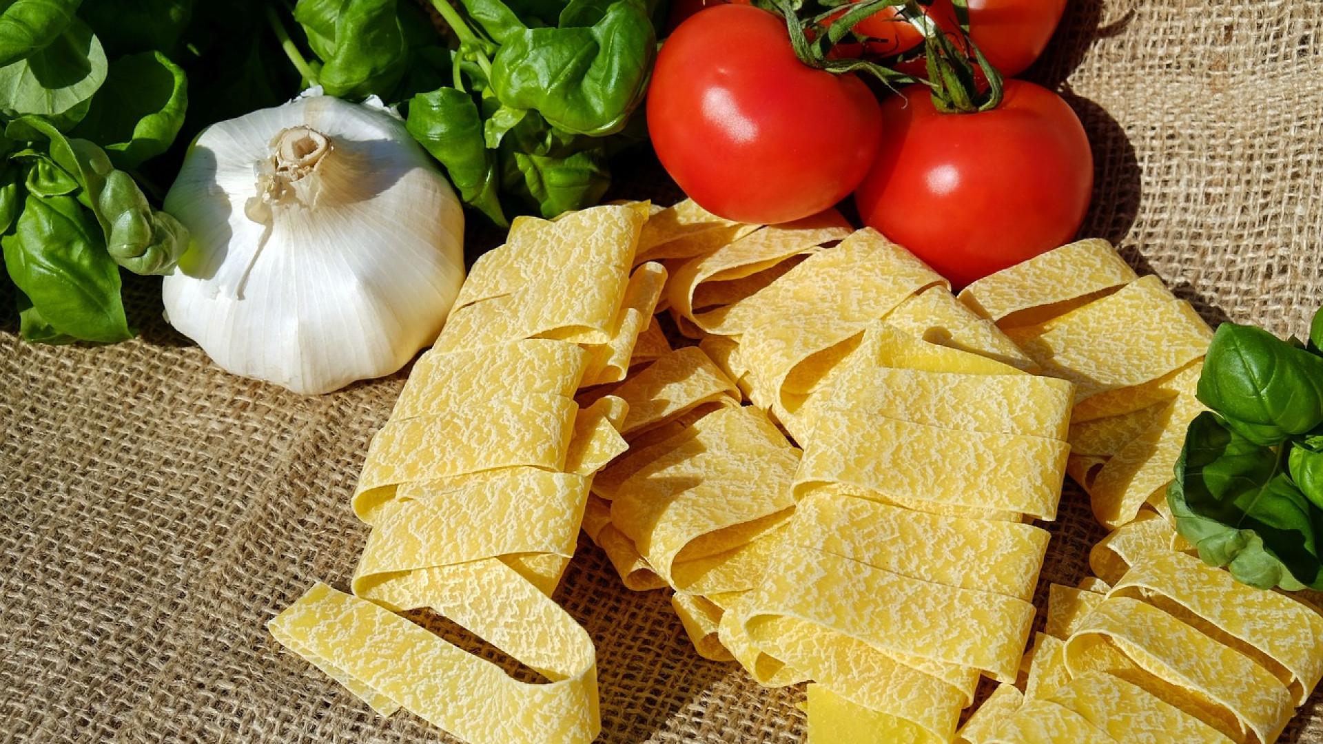 Des pâtes bio 100% légumes : un atout santé
