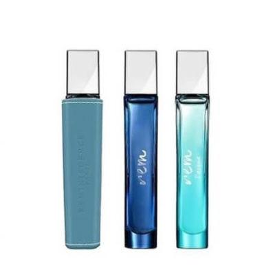 parfum coffret trio rem - 3 vapo. de sac