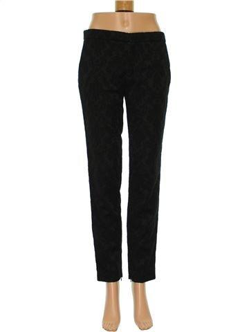 Pantalon Zara noir synthétique