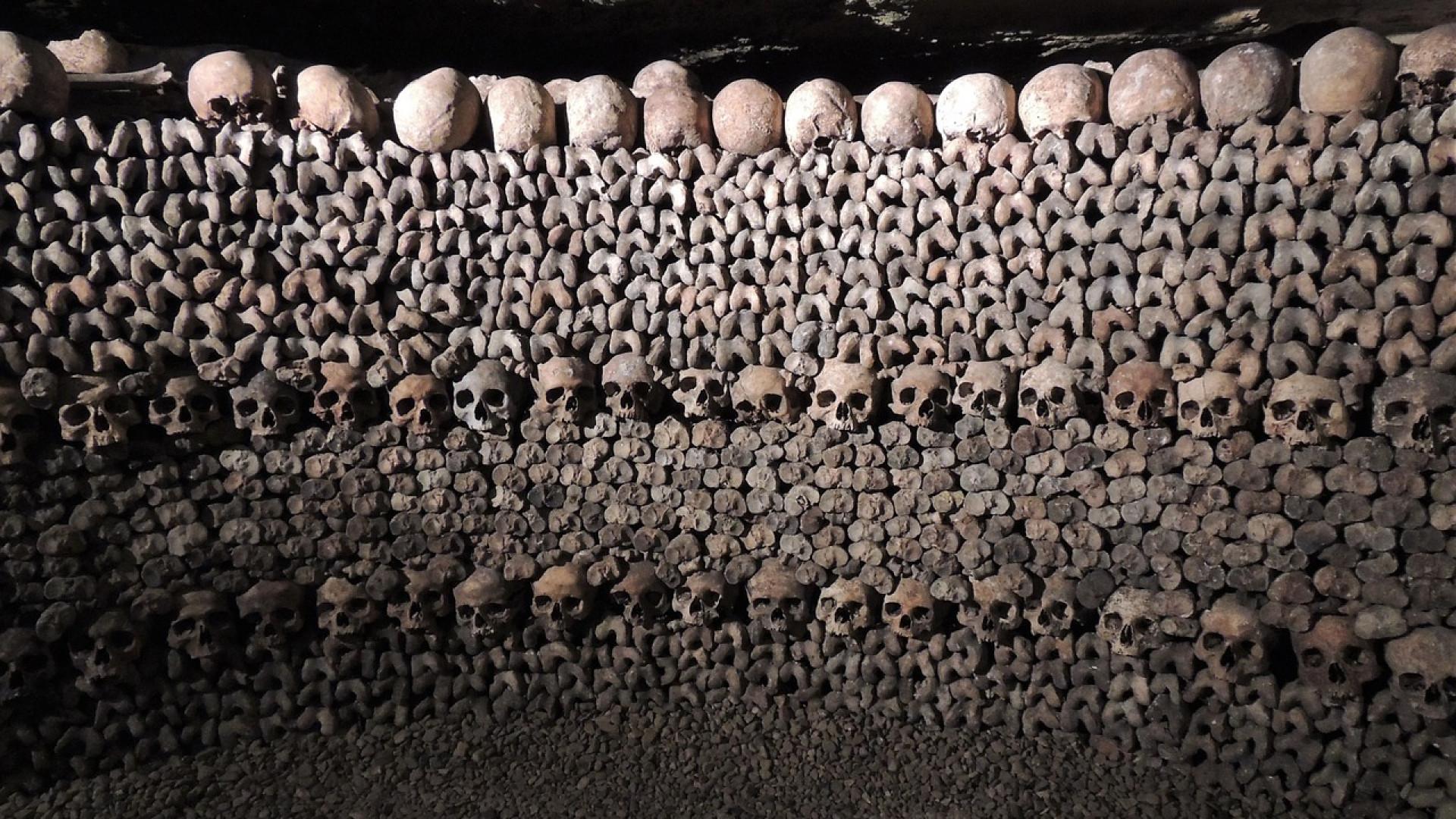 Osez la découverte des catacombes de Paris
