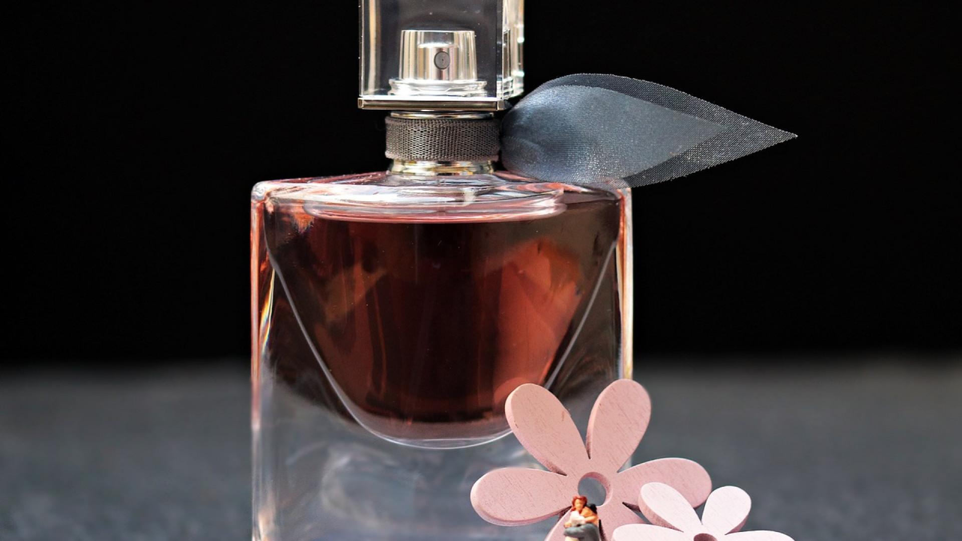 Les parfums et la mode