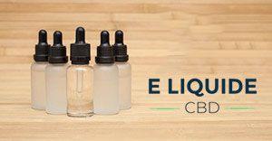 e liquide cbd - Du e-liquide dans votre cigarette électronique