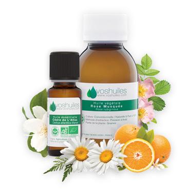 Prendre soin de ses cheveux grâce aux huiles essentielles
