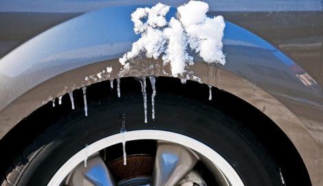 Préparez votre voiture pour l'hiver