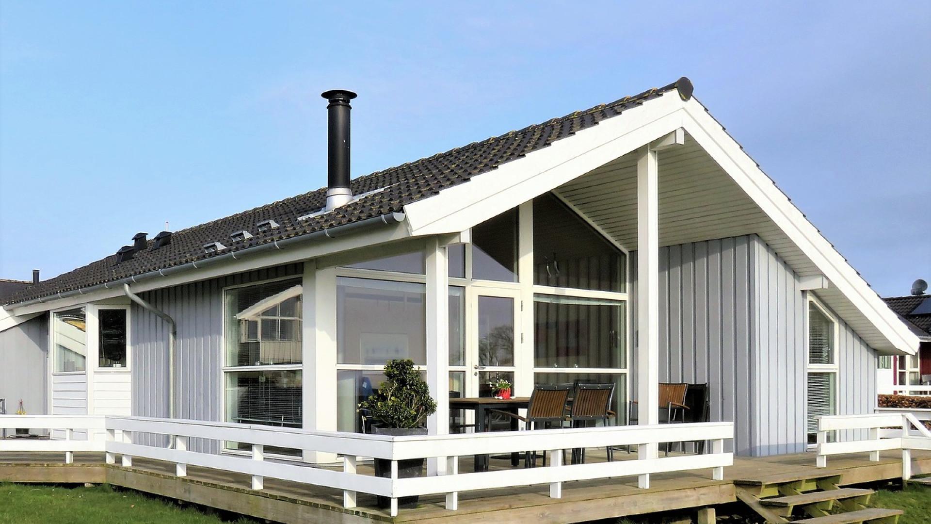 Faire dans l'originalité avec une maison en bois