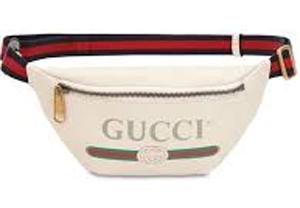 sac banane marque Gucci