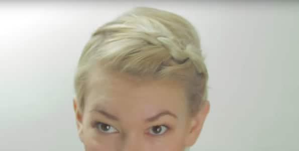 coiffure cheveux repousse4 - Comment coiffer ses cheveux courts qui repoussent