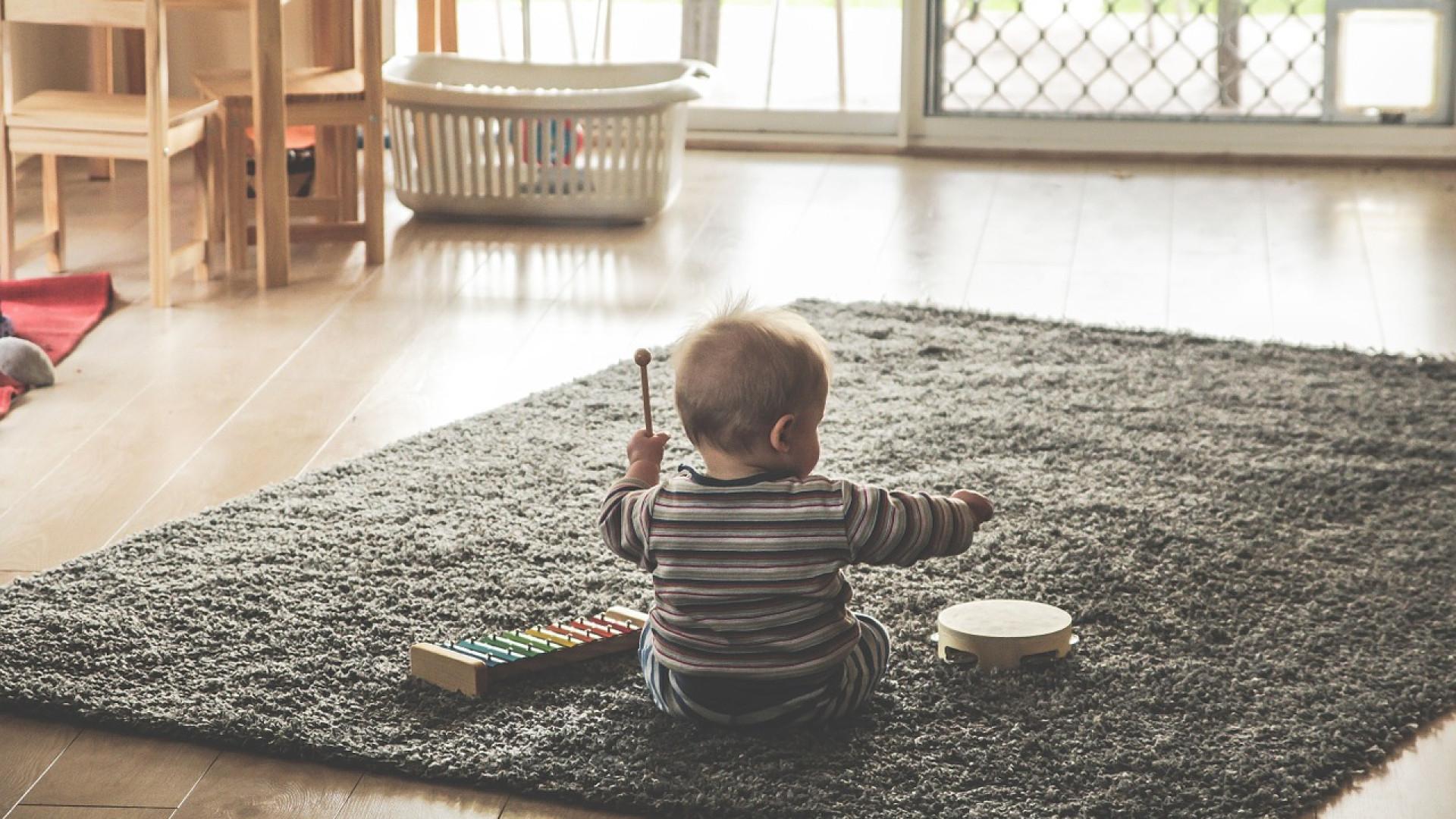 Comment réussir la décoration d'une chambre pour bébé ?