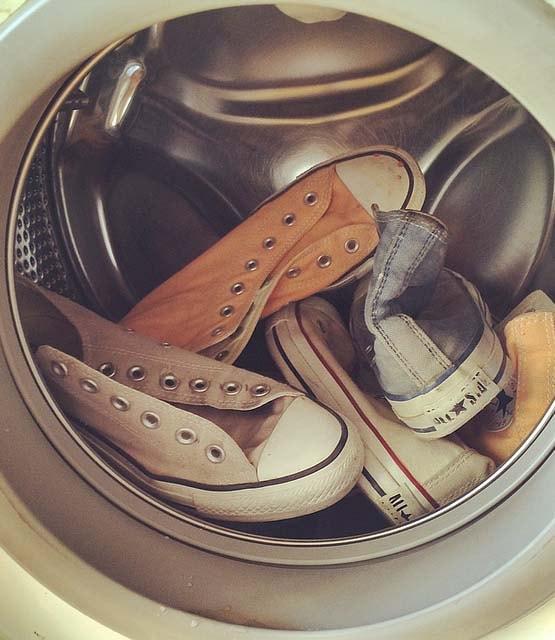 machine laver basket - Les choses à nettoyer avec la machine à laver