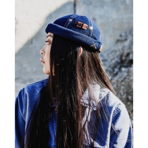 miki workwear bleu indigo femme 500x500 - Tendance mode Bonnet Miki breton pour toutes les saisons