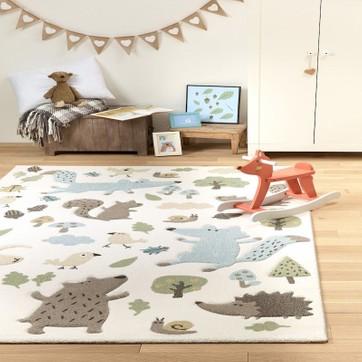tapis enfant - Pourquoi acheter un tapis pour votre enfant?